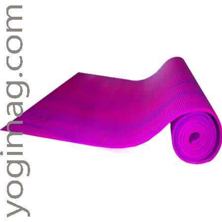 tapis de yoga anti glisse - yogimag