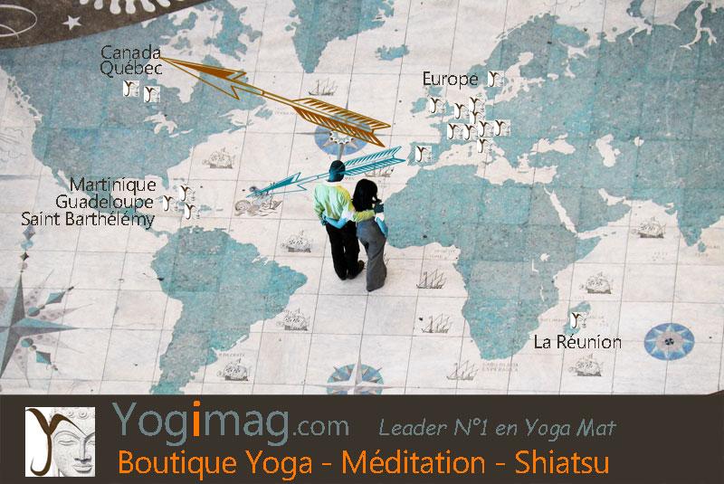 ventes exportations yoga yogimag
