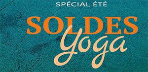 Accessoires et Tapis de yoga en solde sur la boutique yoga Yogimag