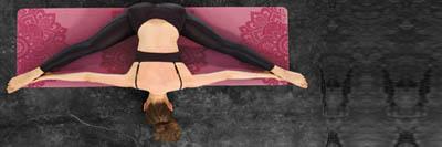 tapis de yoga multi pratiques Yogimag