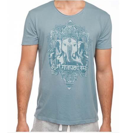 Tshirt yoga pour homme