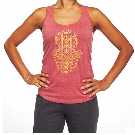 Tshirt yoga femme