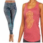 Vêtements Yoga