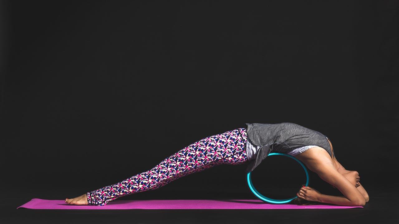 Gamme Yoga Wheel